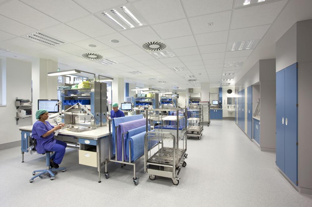 <strong>CSSD</strong> St. Vinzenz-Krankenhaus Düsseldorf